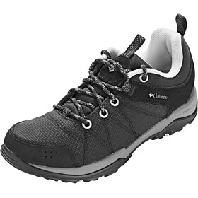 Columbia Fire Venture Textile Buty Kobiety, black/grey ice